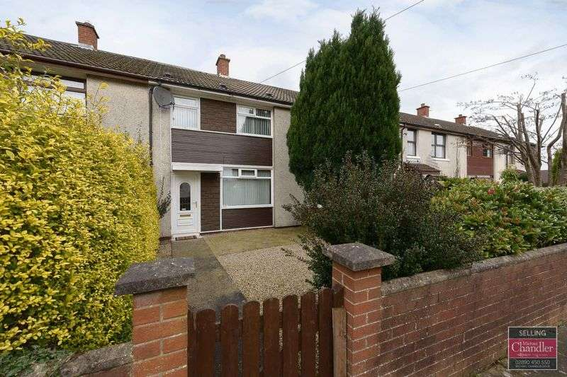 3 Bedrooms Terraced House for sale in 12 Killynether Gardens, Belfast, BT8 7FH