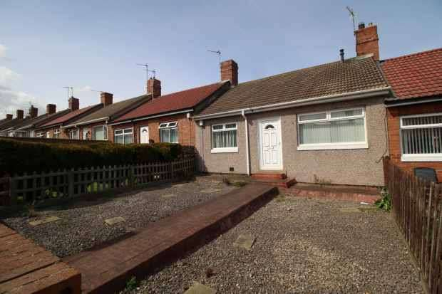 2 Bedrooms Terraced House for sale in Park Avenue, Hartlepool, Cleveland, TS27 4LD