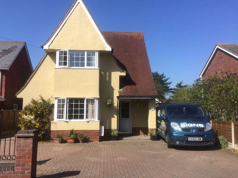 3 Bedrooms Detached House for sale in Tower Road, Wivenhoe, Essex, CO7