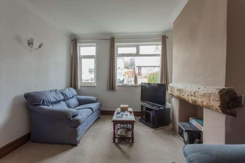 2 Bedrooms End Of Terrace House for sale in Upper Dunstead Road, Nottingham, Derbyshire, NG16