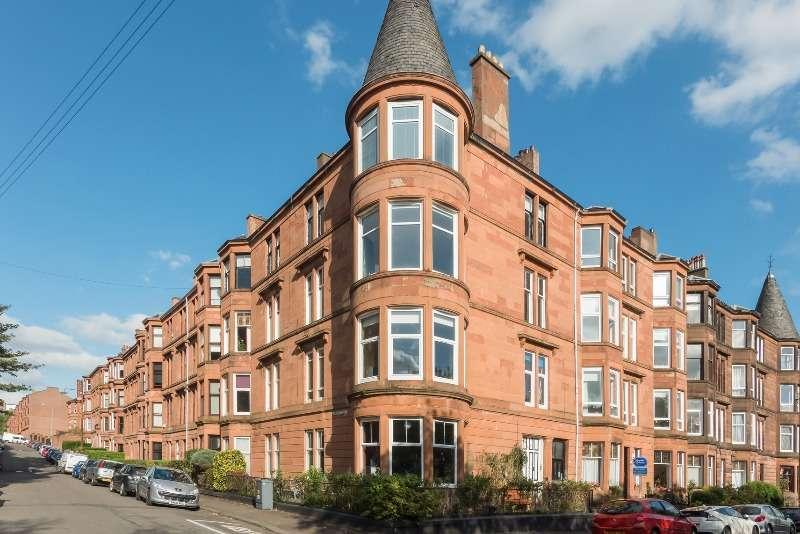 5 Bedrooms Flat for rent in Wilton Street, North Kelvinside, Glasgow