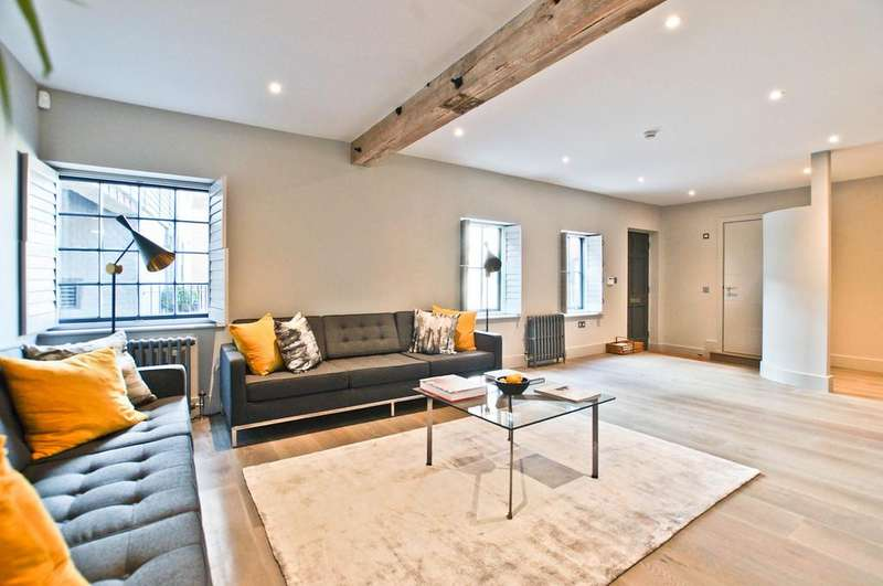 2 Bedrooms Ground Flat for sale in Little London, Chichester