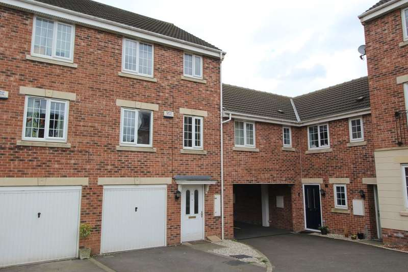 4 Bedrooms Property for sale in Blenkinsop Way, Leeds, LS10