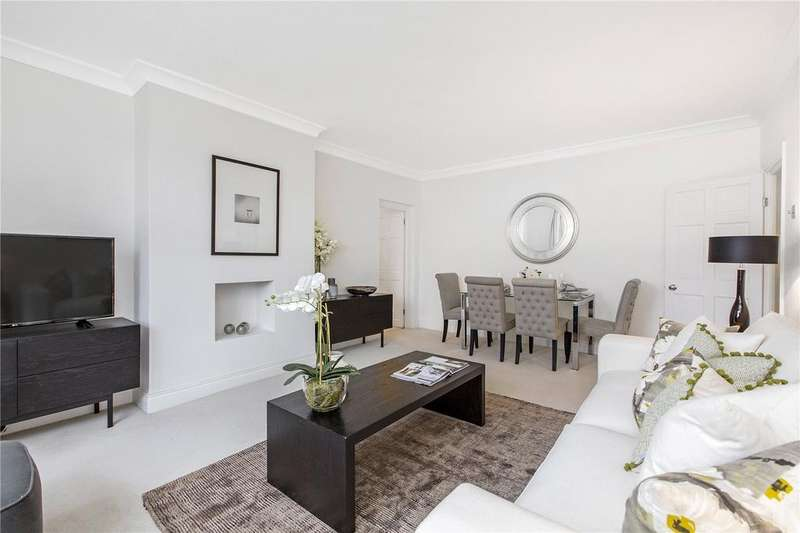 3 Bedrooms Flat for sale in Wimbledon Close, The Downs, SW20