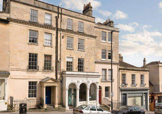 3 Bedrooms Maisonette Flat for sale in Belvedere, Lansdown, Bath, BA1