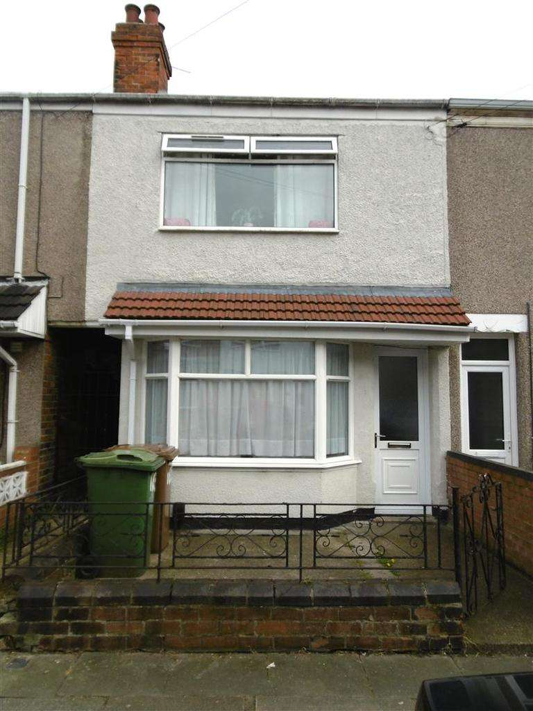 3 Bedrooms Terraced House for sale in Barcroft Street, Cleethorpes
