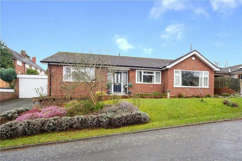 3 Bedrooms Detached Bungalow for sale in Berrington Road, Tenbury Wells, Worcestershire, WR15