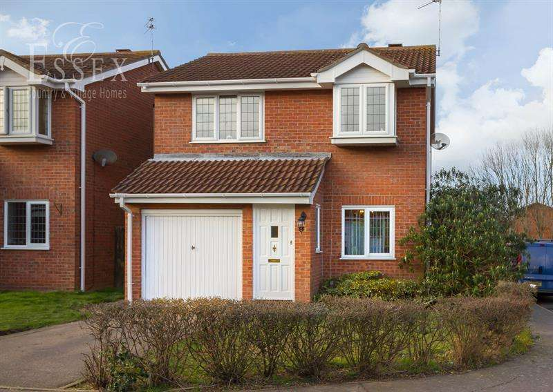 3 Bedrooms Detached House for sale in Archery Fields, Clacton-On-Sea