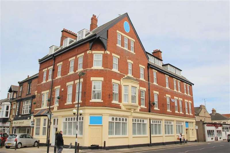 2 Bedrooms Apartment Flat for sale in Station Apartments, Whitley Bay, Tyne Wear, NE26