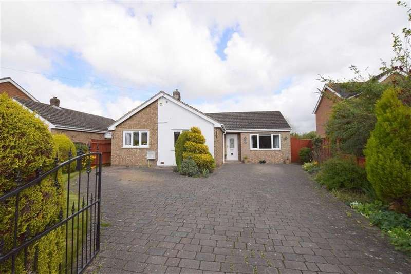 3 Bedrooms Detached Bungalow for sale in Stoney Way, Tetney, North East Lincolnshire