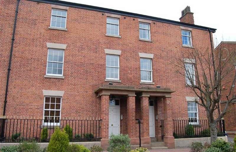 1 Bedroom Apartment Flat for sale in Mersey Terrace, Lower Mersey Street, Ellesmere Port