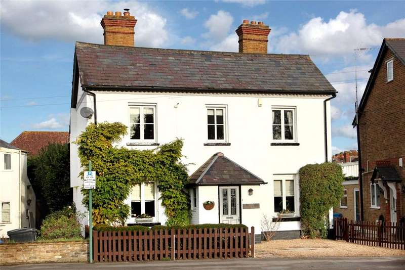 4 Bedrooms Detached House for sale in London Road, Ascot, Berkshire, SL5