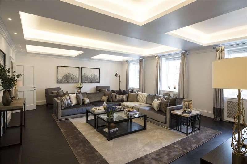 3 Bedrooms Flat for sale in Fitzhardinge Street, Marylebone, London, W1H