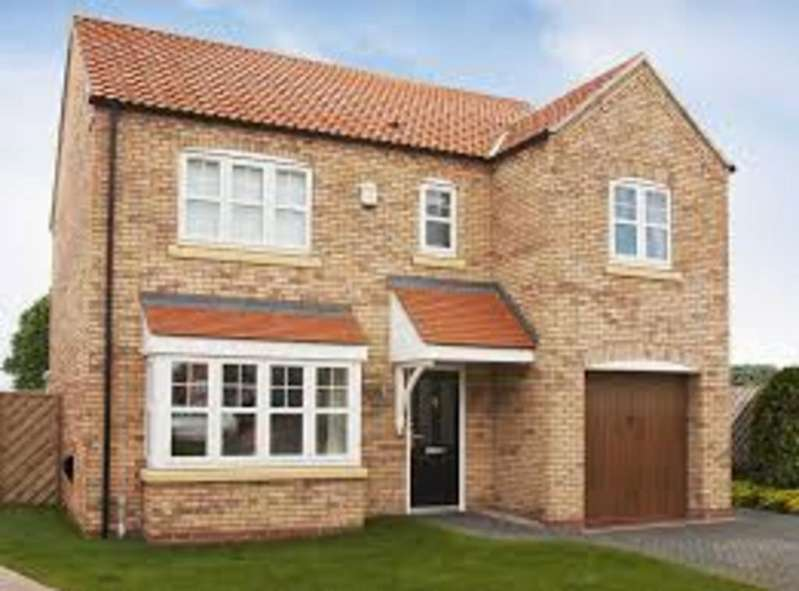 4 Bedrooms Detached House for sale in The Windsor, Corringham Road