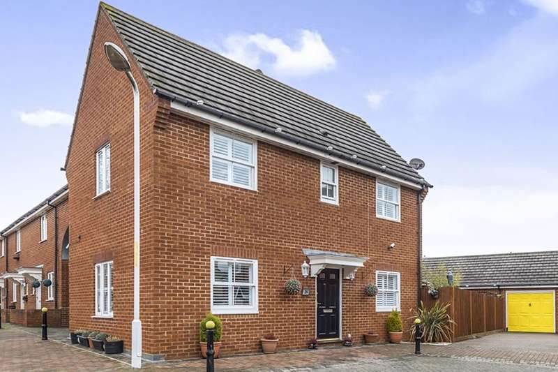 3 Bedrooms Detached House for sale in Maylam Gardens, Sittingbourne, ME10