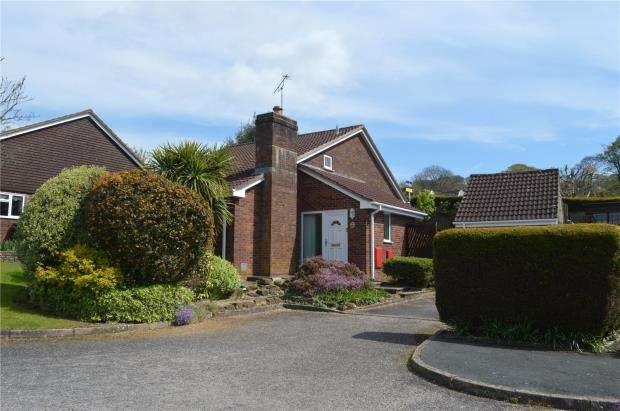 3 Bedrooms Detached House for sale in Bhutan Close, Honiton, Devon