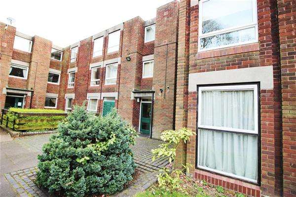 2 Bedrooms Apartment Flat for sale in Beech Court, Walsall