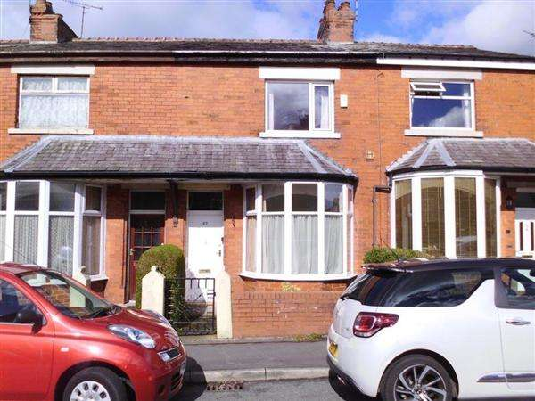2 Bedrooms Terraced House for sale in Brownhill Road, Blackburn