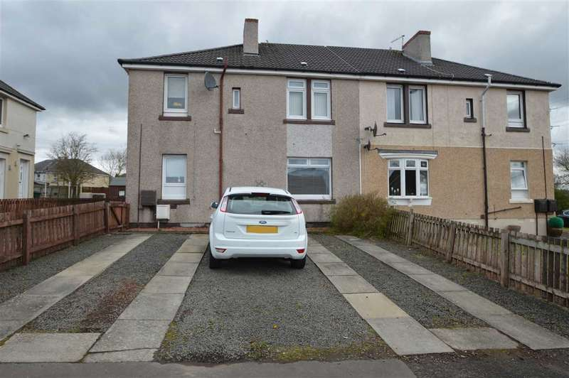 2 Bedrooms Apartment Flat for sale in Wishaw Road, Wishaw