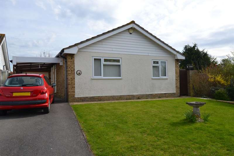 2 Bedrooms Detached Bungalow for sale in Milner Road, Whitstable