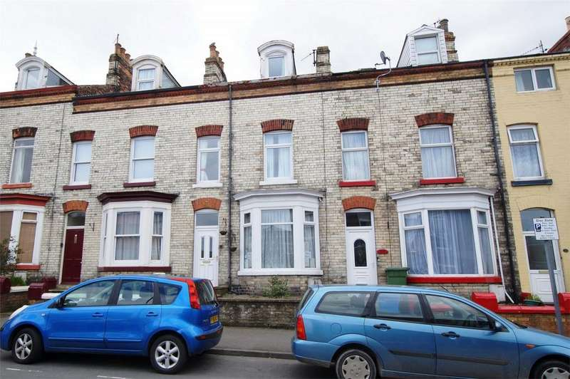 5 Bedrooms Terraced House for sale in Barwick Street, Scarborough
