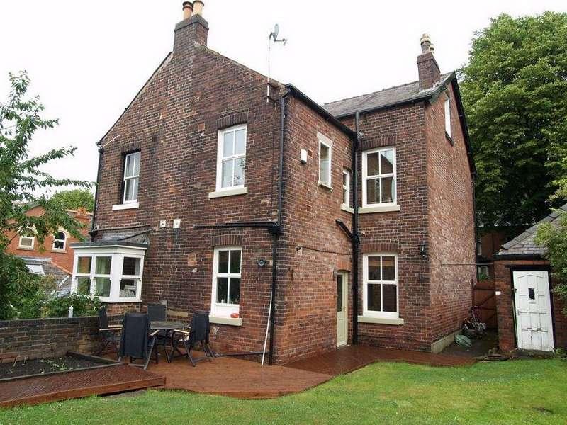 5 Bedrooms Semi Detached House for rent in 24 Upper Albert Road, Meerbrook, Sheffield S8 9HR