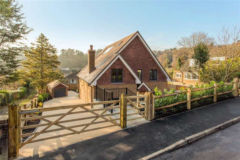 5 Bedrooms Detached House for sale in Woodlands Lane, Haslemere, Surrey, GU27