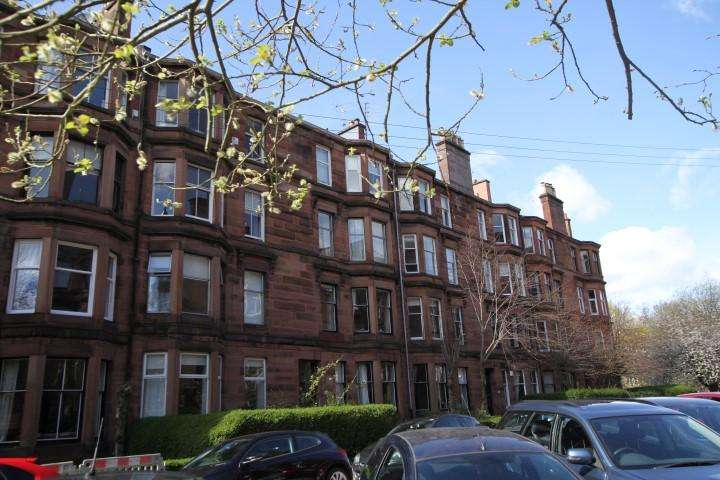1 Bedroom Flat for sale in 35 Airlie Street, Hyndland, G12 9TS