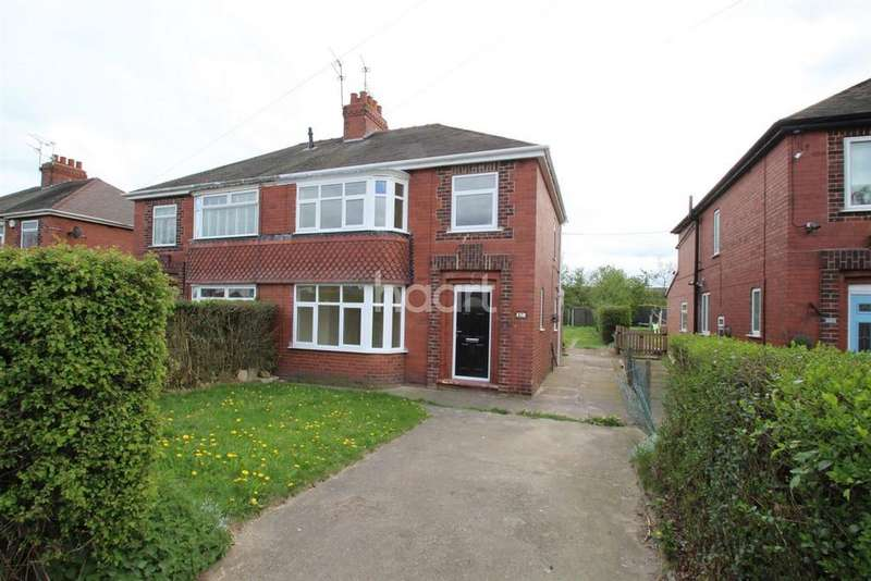 3 Bedrooms Semi Detached House for sale in Sprotbrough Road, Spotbrough