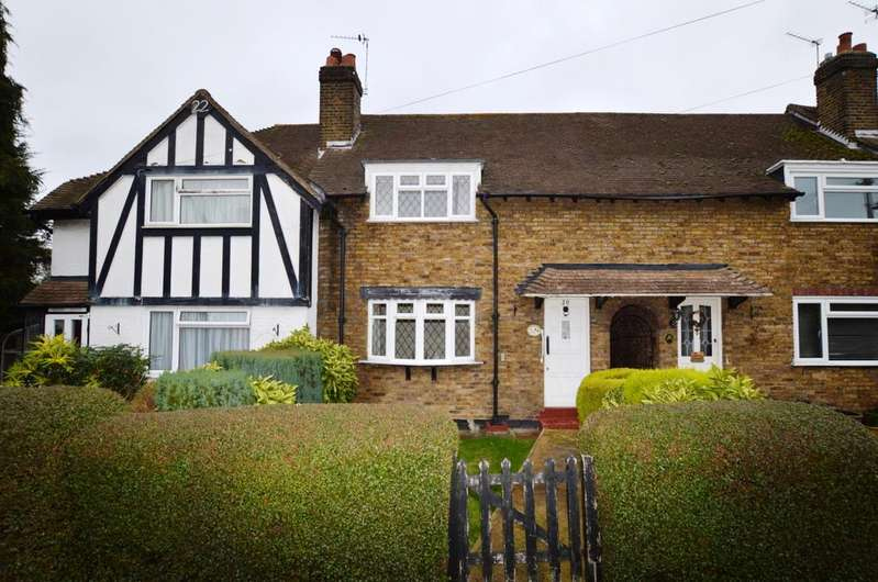 3 Bedrooms Terraced House for sale in The Vista London SE9