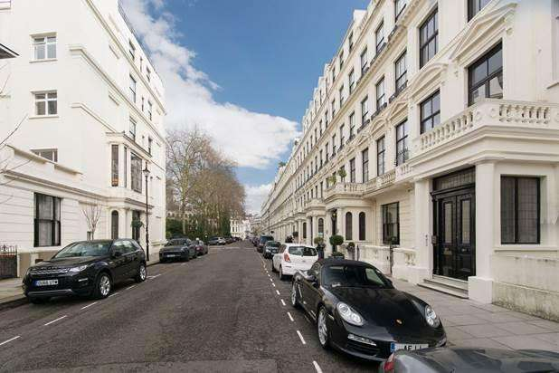 2 Bedrooms Flat for sale in Cleveland Square, London, W2