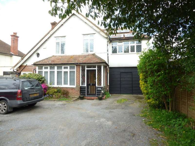 5 Bedrooms Detached House for sale in Barnhorn Road, Bexhill-on-Sea, TN39