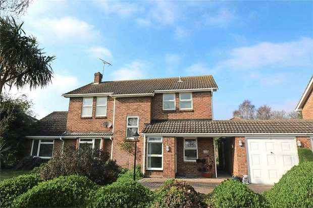 4 Bedrooms Semi Detached House for sale in Park Avenue, Broadstairs, Kent