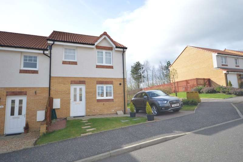 3 Bedrooms Semi Detached House for sale in Parley Road, Kelty, KY4