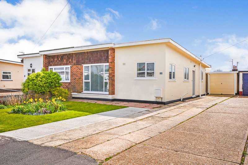 3 Bedrooms Bungalow for sale in Mountney Drive, Pevensey Bay, BN24