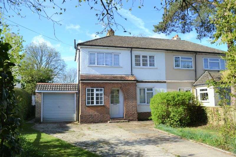 3 Bedrooms Semi Detached House for sale in Shadoxhurst