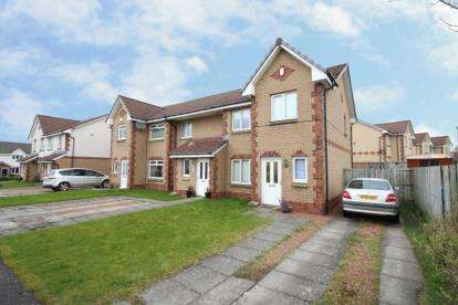 3 Bedrooms End Of Terrace House for sale in Murray Crescent, Blantyre