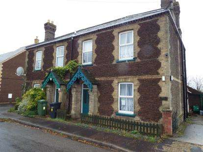 2 Bedrooms Semi Detached House for sale in Downham Market, Norfolk