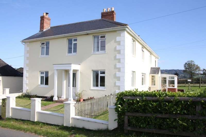 6 Bedrooms Detached House for sale in Payhembury