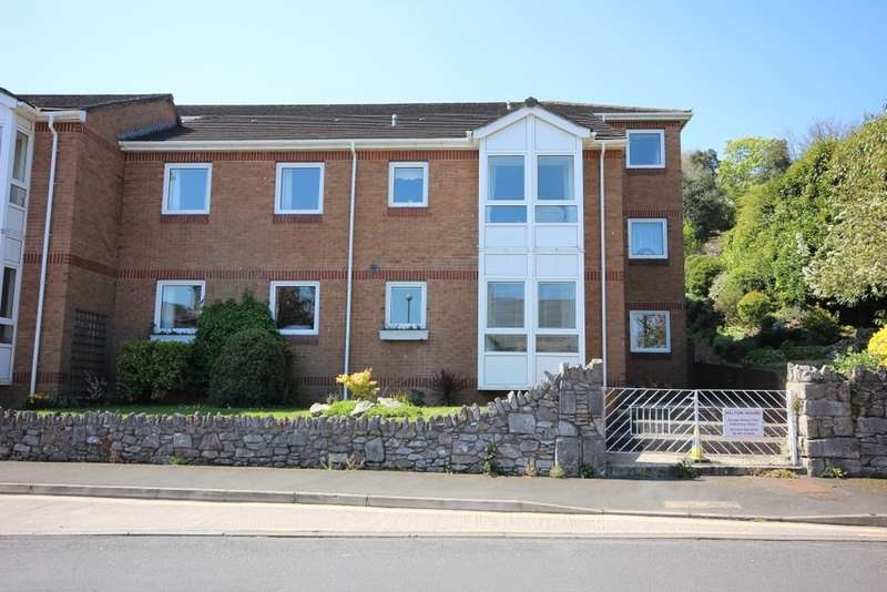 1 Bedroom Flat for sale in Milton House, Church Road, Newton Abbot