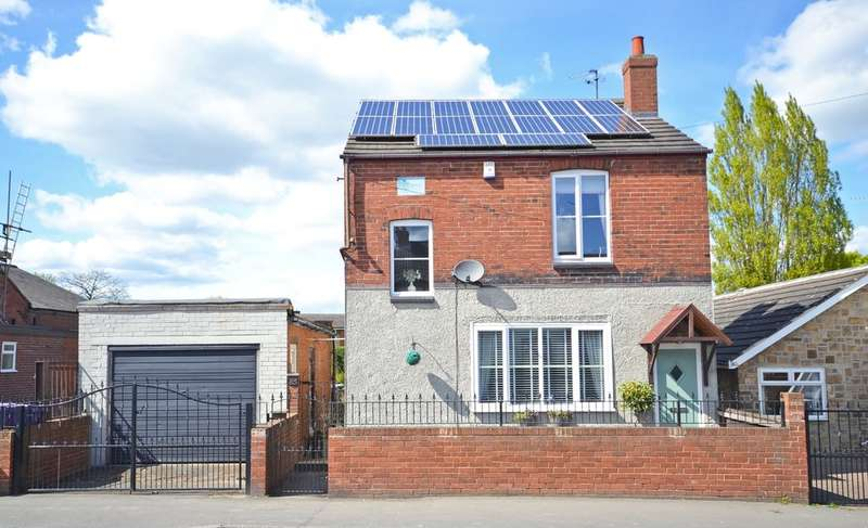 3 Bedrooms Detached House for sale in Cow Lane, Havercroft, Wakefield