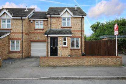 3 Bedrooms Town House for sale in The Green, Sunnyside, Rotherham, South Yorkshire