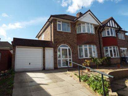 3 Bedrooms Semi Detached House for sale in Englefield Road, Evington, Leicester, Leicestershire