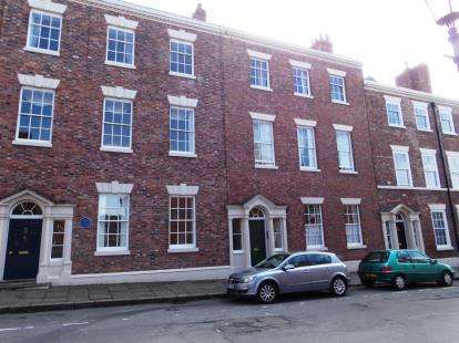 1 Bedroom Flat for sale in Kings Buildings, King Street, Chester, CH1