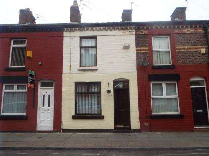 2 Bedrooms Terraced House for sale in Dane Street, Liverpool, Merseyside, England, L4