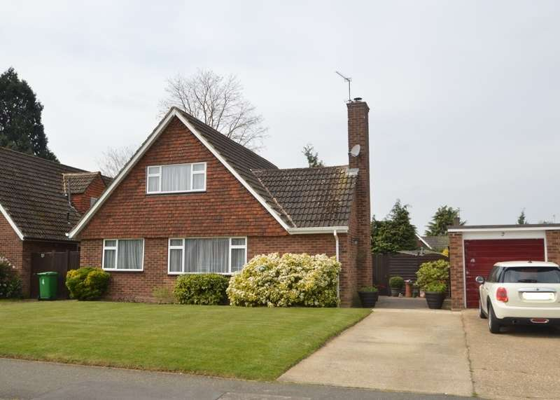 4 Bedrooms Detached House for sale in Brackenforde, Langley, SL3