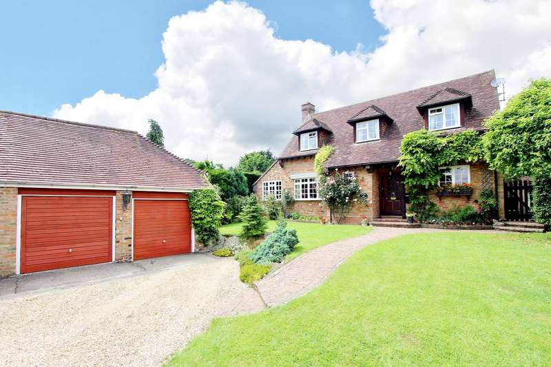 4 Bedrooms Detached House for sale in Keepers Lane, Hyde Heath, HP6