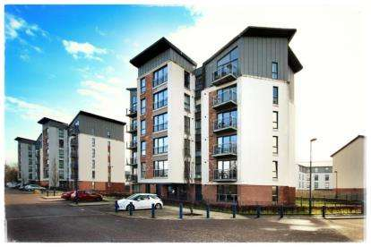 2 Bedrooms Flat for sale in Haughview Terrace, Glasgow