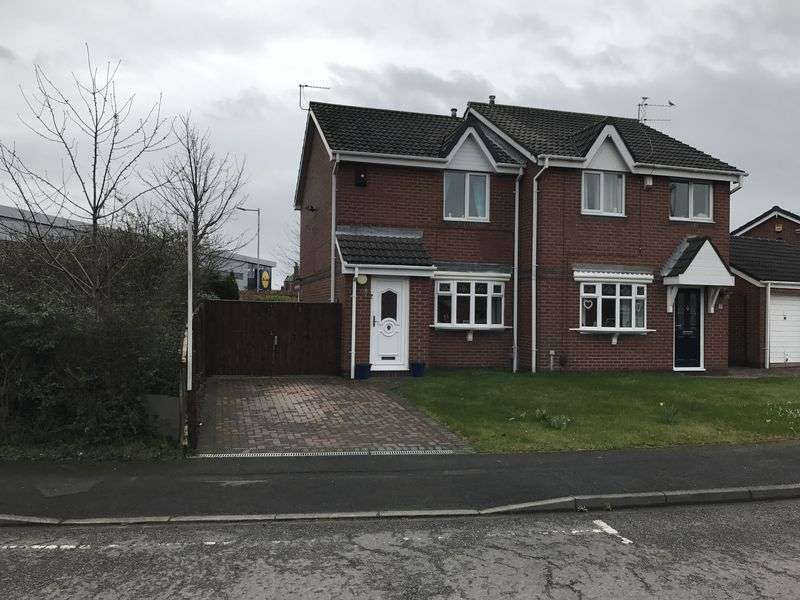 2 Bedrooms Semi Detached House for sale in South Dene, South Shields