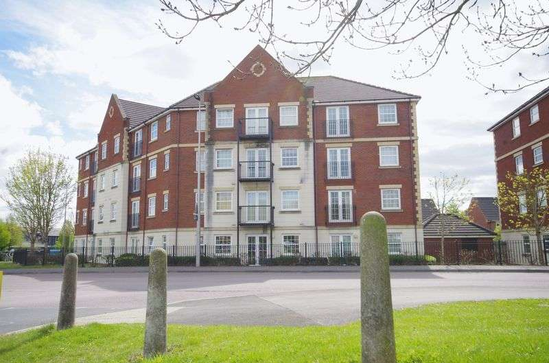 2 Bedrooms Flat for sale in Champs Sur Marne, Bradley Stoke, Bristol